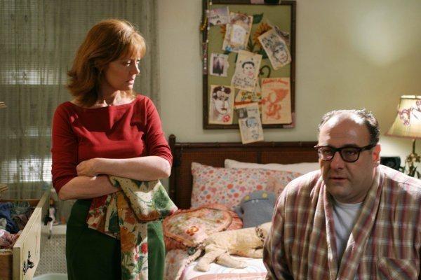 Кадр из фильма: «Любовь и сигареты (2005)»