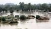 Последствия проливных дождей в Индии
