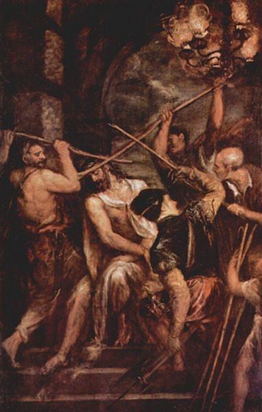 «Коронование терновым венцом» (1572-1576)