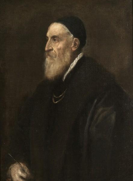 Автопортрет, около 1567