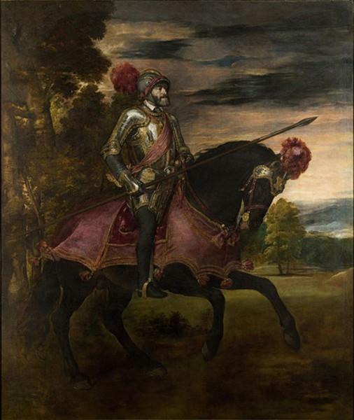 Конный портрет императора Карла V (1548)