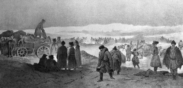К 1859 году военные действия в Чечне прекратились, и уже год спустя царский наместник на Кавказе князь Барятинский распорядился ежегодно проводить в Грозной  ярмарки