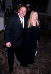 Джеймс Гандольфини с женой