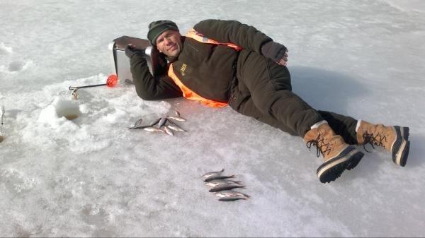 Рыбная ловля является любимым хобби депутата Госдумы и известного боксера Николая Валуева.