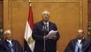 Адли Мансур  принес присягу в качестве нового главы Конституционного суда Египта и врио главы государства