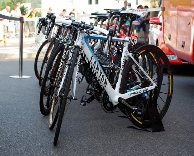 Велосипеды команды «Катюша»