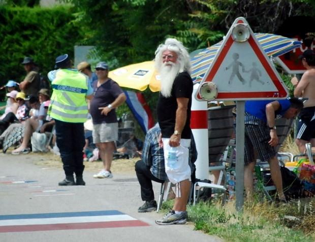 Боельщики на Тур де Франс