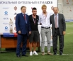 Кейсуке Хонда (второй справа) возможно в ближайшее время станет игроком итальянского Милана
