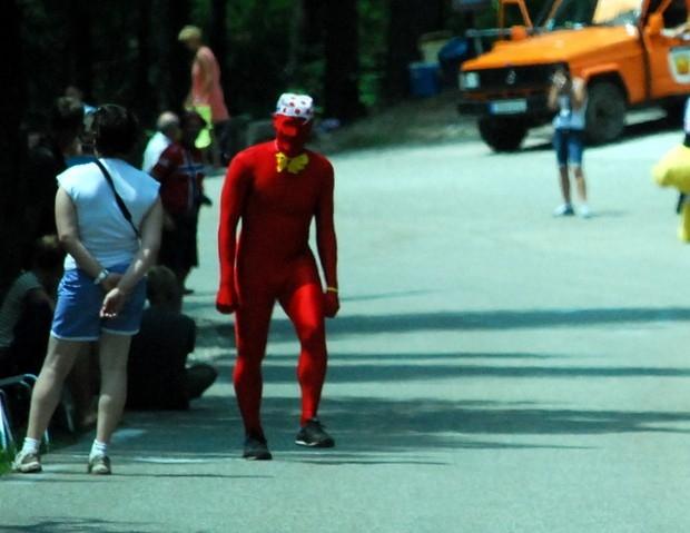 Болельщик на Тур де Франс