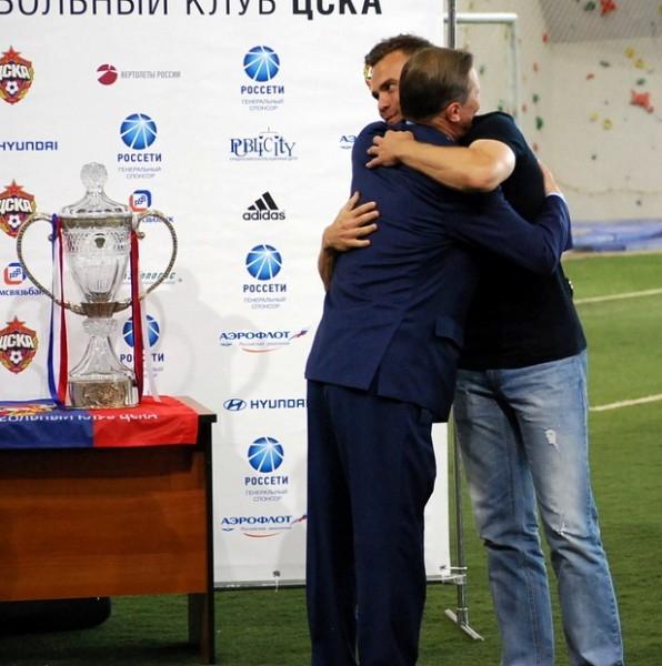 Акинфеев, капитан ЦСКА, возможно, сделал даже больше остальных, чтобы ЦСКА был первым