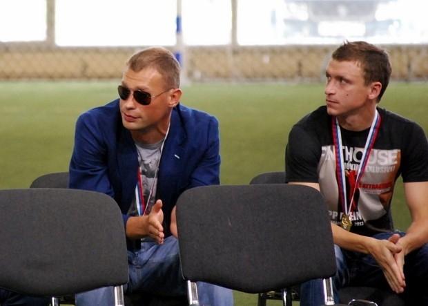 Василия Березуцкий устал от бесконечных вспышек фотоаппаратов