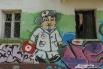 Стрит-арт в Краснодаре. На улицах города появился легальный стрит-арт под названием «КраснодART».