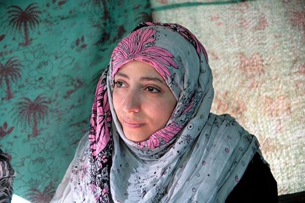 Тавакел (Тавакуль) Карман  – правозащитница из Йемена, создательница движения «Женщины журналисты без цепей» в родной стране. В 2011 году была удостоена Нобелевской премии мира вместе с Эллен Джонсон-Серлиф  и Леймах Гбови.
