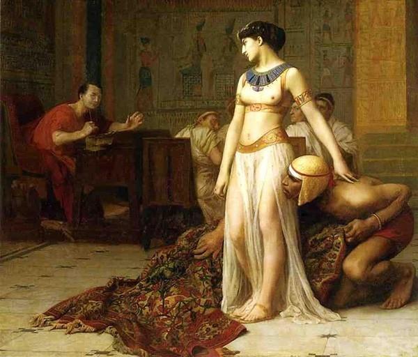 Клеопатра – одна из самых известных женщин – правителей древнего мира, последняя царица Египта и очень красивая женщина, по свидетельству современников. Она жила в первом веке до нашей эры.