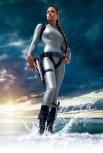 Героиня легендарной видеоигры  Tomb Raider («Расхитительница гробниц»)  Лара Крофт на 12-м месте.  Она заработала 1,3  миллиарда долларов