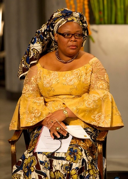 Леймах Гбови  – либерийская активистка-миротворец, лауреат Нобелевской премии мира вместе с Тавакел  Карман и Эллен Джонсон-Серлиф.