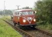 Модификация Volkswagen T1/T2 созданная исходя из нужд германской железной дороги. Она решила проблему передвижения малого количества человек на большие расстояния.