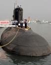 Подлодка «Синдуракшак» - экспортная модификация проекта «Палтус», была заложена на российских «Адмиралтейских верфях» в городе Санкт-Петербург в 1995 году по заказу ВМС Индии.
