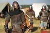 Одним из главных событий фестиваля стала реконструкция средневековой битвы, для которой были подготовлены кольчуга и доспехи, использовавшиеся воинами того времени.