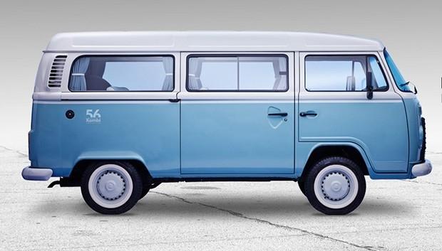 Таким сделали последний выпускаемый в Бразилии Volkswagen T1/T2. Его 600 собратьев так и называются «Последний выпуск».