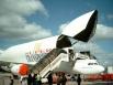 Airbus A300-600ST Super Transporter, также известный как Airbus Beluga — широкофюзеляжный турбореактивный грузовой самолёт Airbus для транспортировки крупногабаритных грузов. Всего было выпущено 5 экземпляров Airbus A300-600ST, которые работают практическ