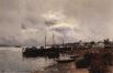 Исаак Левитан - После дождя. Плёс, 1889, ГТГ.