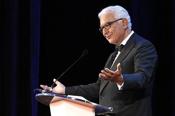 Паоло Баратта, занимающий должность президента Венецианской биеннале с 2008 года