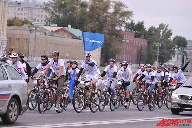 Сумма, которую собрали участники пробега, превысила 7 миллионов рублей