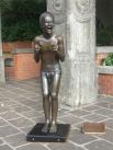 В центре Сан-Марино в 2006 году была установлена скульптура Ванди Рензо Жарно в честь погибших во время теракта в Беслане детей.