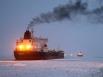 Мелкосидящий атомный ледокол «Вайгач» был введен в эксплуатацию в 1990 году. Отличительной чертой этого судня является уменьшенная осадка, что позволяет ледоколу заходить в устья сибирских рек во время следования по Северному Морскому пути. Как и атомный