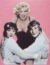 Одним из самых ярких поздних образов Мэрилин Монро стала Душечка из знаменитой комедии Билли Уайлдера «В джазе только девушки». За эту работу Монро получила премию «Золотой глобус» в 1960 году.