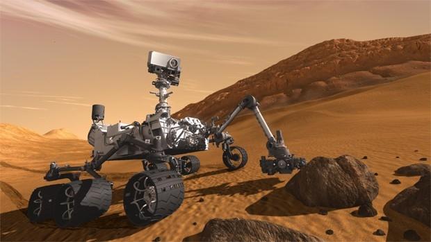 В августе прошлого года на Марсе приземлился новейший марсоход «Кьюриосити», запущенный с мыса Канаверал в ноябре 2011 года. Одной из главных задач «Кьюриосити» является обнаружение определенных минералов в грунте Марса - по наличию или отсутствию некотор
