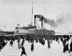 «Таймыр» и «Вайгач» были не первыми ледоколами арктического класса, так первым судном, способным двигаться в условиях арктической вечной мерзлоты, стало судно «Ермак», заложенное в Ньюкасле по заказу России в 1897 году. «Ермак» был способен форсировать тя