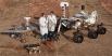 Одним из ключевых пунктов изучения Солнечной системы является планета Марс. Для изучения этого объекта ученые отправляют марсоходы - разнообразные роверы, способные передвигаться по поверхности планеты, собирая породы с поверхности Марса, а также проводя