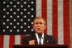 Теракты 11 сентября стали поводом для объявления администрацией Буша «Войны против терроризма». Целями этой кампании были объявлены поимка Бен Ладена и других лидеров «Аль-Каиды».