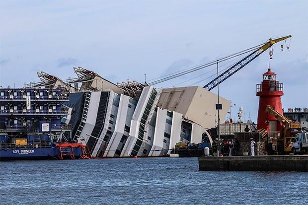 Одной из причин подъема затонувшего лайнера называют возможные экологические последствия - остатки Costa Concordia могут нанести большой вред фауне острова Джильо, а также разрушить риф, на который сел лайнер, что может повлечь непредсказуемые последствия