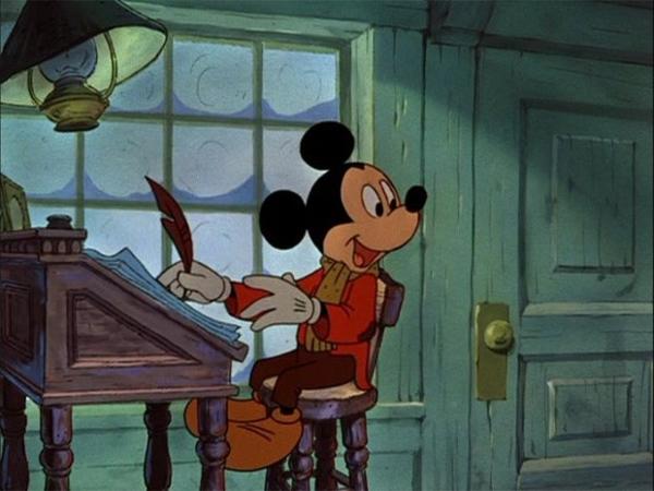 Полнометражный анимационный фильм «Рождественская история Микки» стал возвращением Мауса на широкие экраны. К восьмидесятым годам студия Уолта Диснея стала законодателем мод в мире мультипликации. Стиль и подача мультфильмов стали эталоном индустрии.