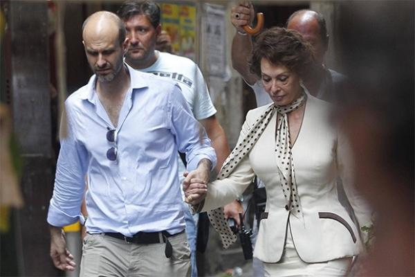 В этом году Софи Лорен снялась в короткометражном фильме Эдоардо Понти, своего младшего сына от Карло Понти. Релиз картины запланирован на 2014 год. Это уже не первая работа актрисы в проекте своего сына - в 2002 году она исполнила роль в картине «Только между нами».