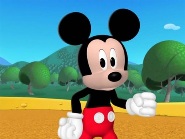 С приходом в сферу развлечений высоких технологий, изменениям подвергся и Микки Маус. В перезапущенном студией Уолта Диснея сериале «Клуб Микки Мауса» мышонок уже представлен в виде трёхмерной модели по всем современным канонам детских мультфильмов.