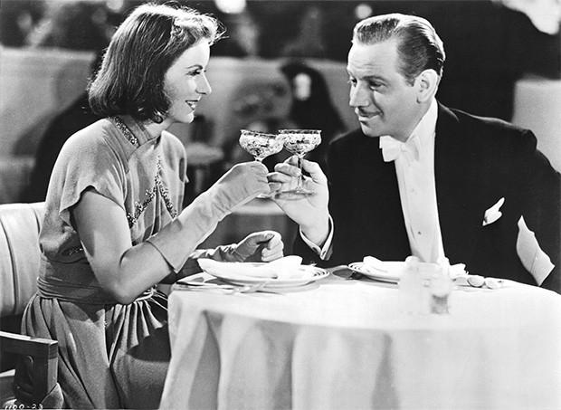 Фильм «Ниночка» вышел в прокат со слоганом «Гарбо смеётся!» - эта картина является первой полноценной комедийной работы в фильмографии актрисы и имел колоссальный успех. Эта лента получила четыре номинации на «Оскар» - в том числе лучший фильм и лучшая актриса.