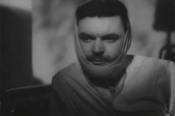 Одним из первых появлений Сергея Бондарчука на экране стала небольшая роль Гвоздева в легендарной картине Александра Столпера «Повесть о настоящем человеке», в основу которой легла история лётчика Алексея Маресьева. Бондарчук исполнил роль Гвоздева, однак