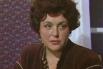 Лидия Федосеева-Шукшина сыграла в двух эпизодах детективного сериала «Следствие ведут знатоки».