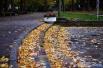 Осень в Смоленске.
