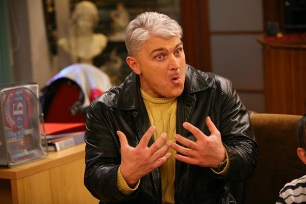 На пике карьеры Турчинский регулярно появлялся на экране не только в кино или сериалах, но также в камео в проектах «Счастливы вместе» и «Сваты».