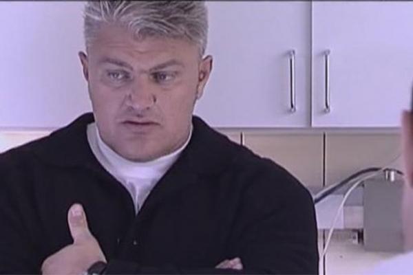 Актёрским дебютом Владимира Турчинского стал сериал «Кобра: Антитеррор», где он сначала исполнил эпизодическую роль, но в последствии стал играть одну из главных ролей.