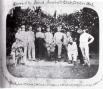 Любительский футбольный клуб «Уондерерс» из Лондона в 1863 году.