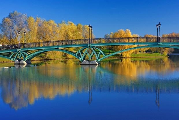 Государственный музей-заповедник Царицыно. Москва.