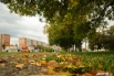 Осень в Майкопе.