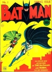 Весной 1940 года DC Comics начала издавать отдельную серию комиксов о Бэтмене, миллиардере Брюсе Уэйне, чьим хобби является охрана правопорядка в городе Готэм. Авторство персонажа приписывают Бобу Кейну, но продумать детали героя художнику помогал писател