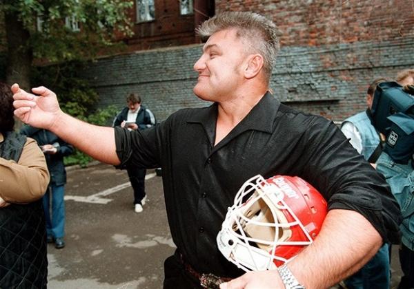 В составе команды «Московские Гиганты» Владимир Турчинский стал обаладателем Кубка России по американскому футболу, а в 1991 году - чемпионом первого и единственного Чемпионата СССР по американскому футболу.